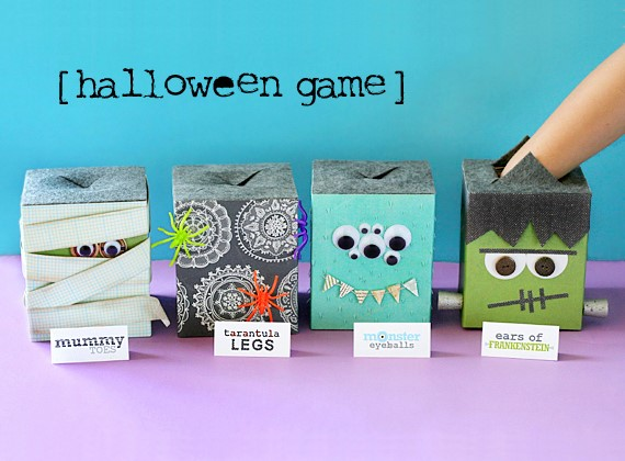 Fun Halloween Games for Children – Momma Braga